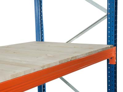 Slatted Timber Decking