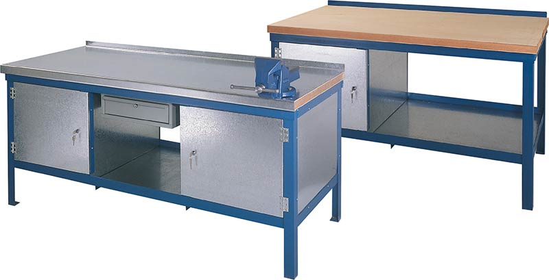 Pair of Workbenches