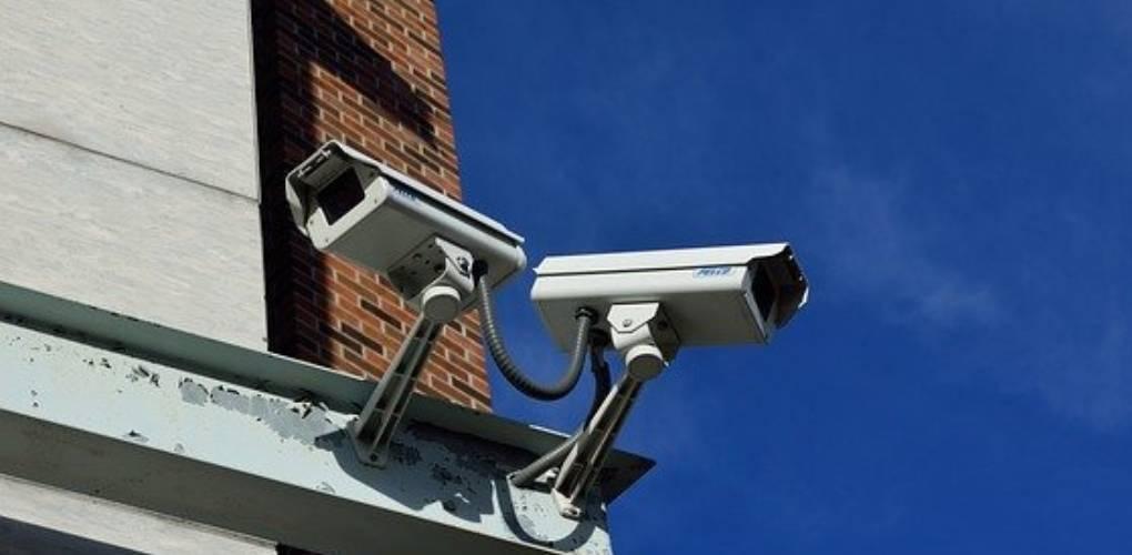 Warehouse CCTV System
